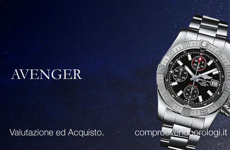 Arcore - Breitling AVENGER a Arcore