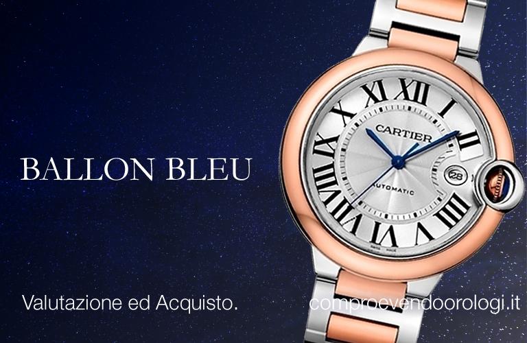 Mac Mahon Milano - Cartier BALLON BLEU a Mac Mahon Milano