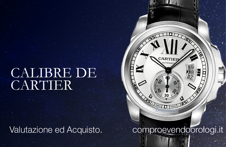 Usmate Velate - Cartier CALIBRE DE CARTIER a Usmate Velate