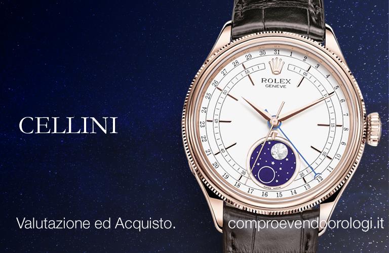 Milano - Rolex CELLINI a Milano