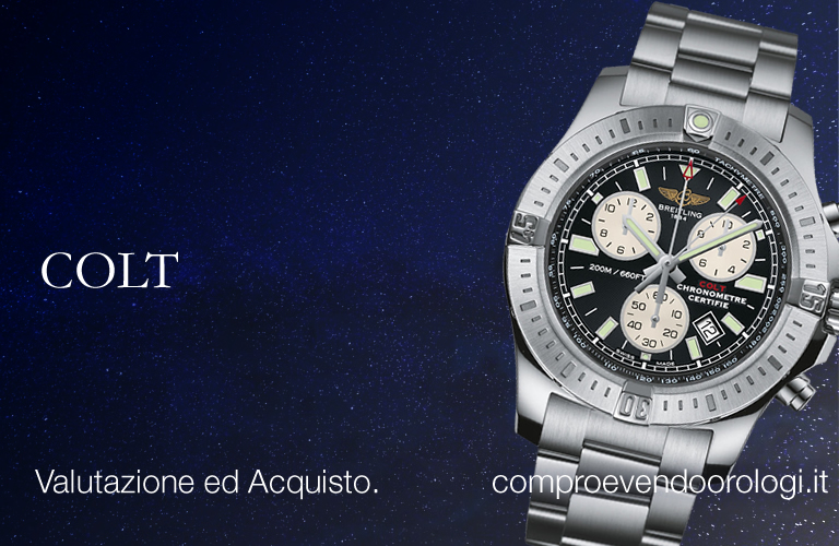 Novate Milanese - Breitling COLT a Novate Milanese