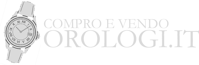 Compro E Vendo Orologi.it Logo