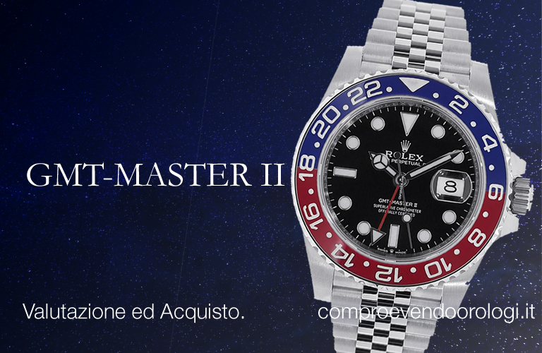 Quintosole Milano - Rolex GMT-MASTER II a Quintosole Milano