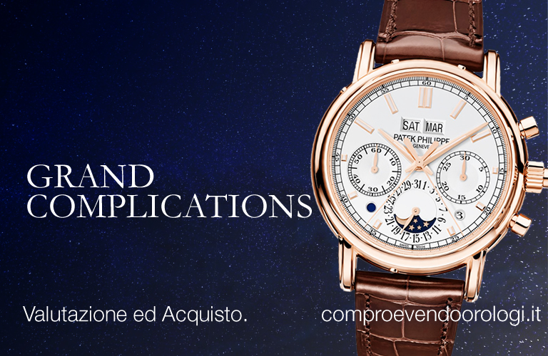 Milano - Patek Philippe GRAND COMPLICATIONS a Milano