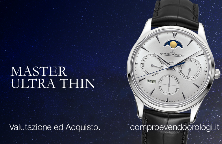Monza - Jaeger LeCoultre MASTER ULTRA THIN a Monza