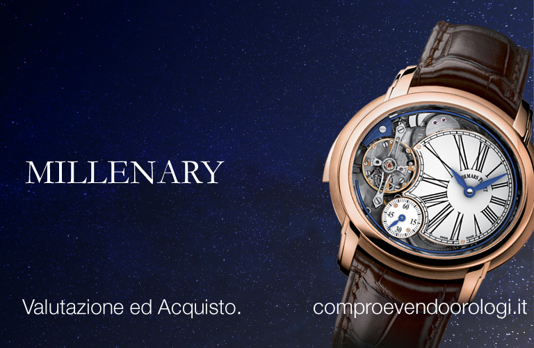Dateo Milano - Audemars Piguet MILLENARY a Dateo Milano