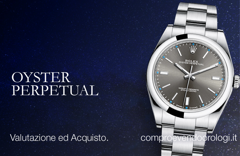 Quintosole Milano - Rolex OYSTER PERPETUAL a Quintosole Milano