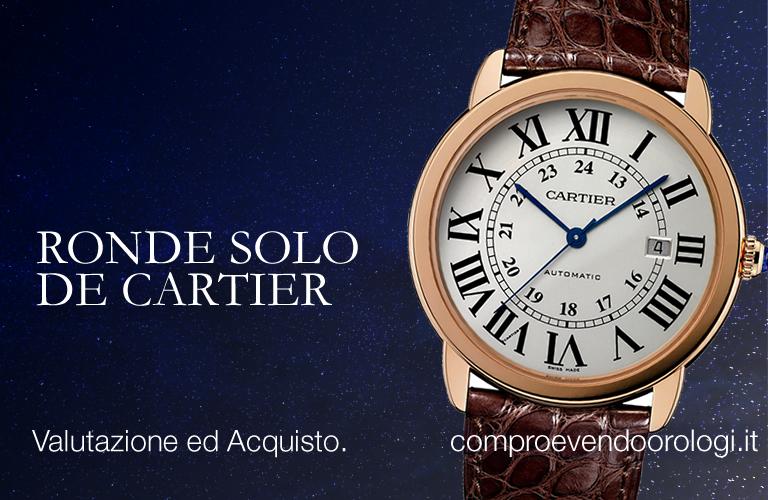 Triuggio - Cartier RONDE SOLO DE CARTIER a Triuggio