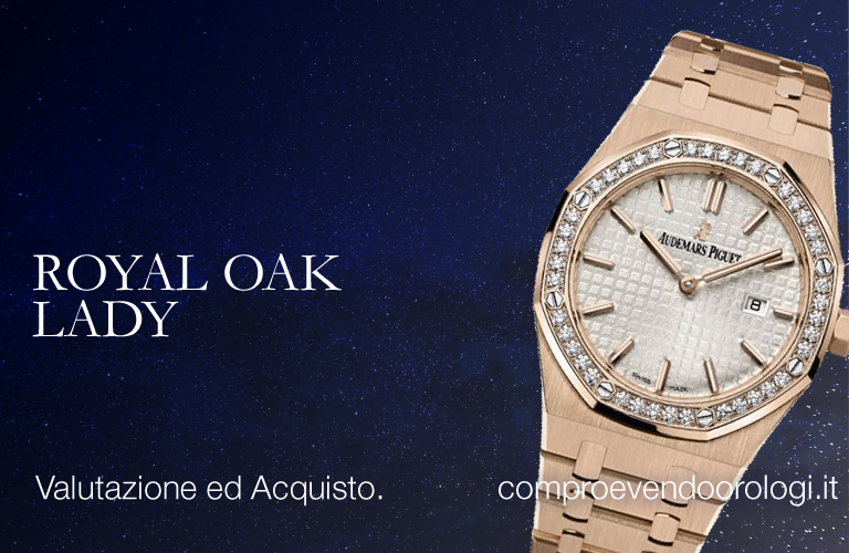 Dateo Milano - Audemars Piguet ROYAL OAK LADY a Dateo Milano