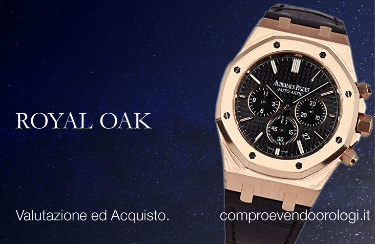 Paullo - Audemars Piguet ROYAL OAK a Paullo
