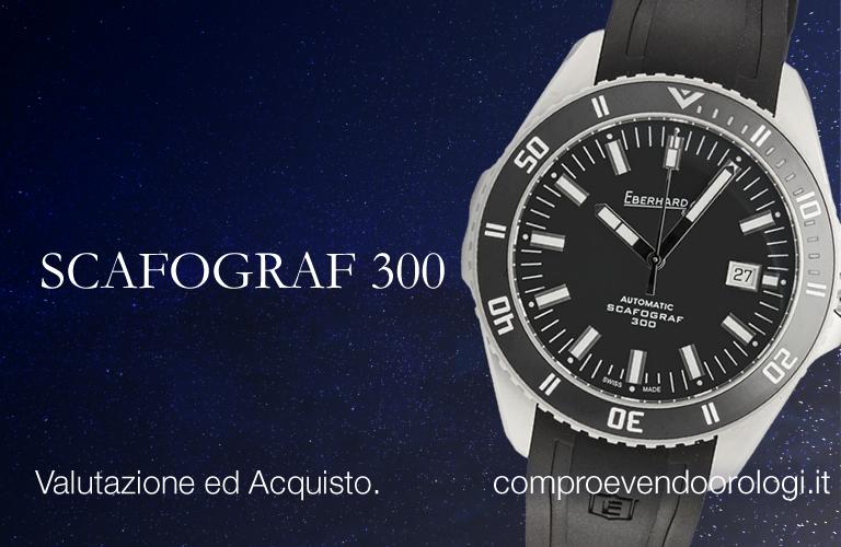 Greco Milano - Eberhard E CO SCAFOGRAF 300 a Greco Milano