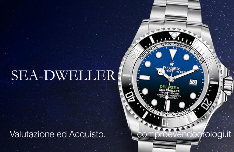 Milano - Rolex SEA-DWELLER a Milano