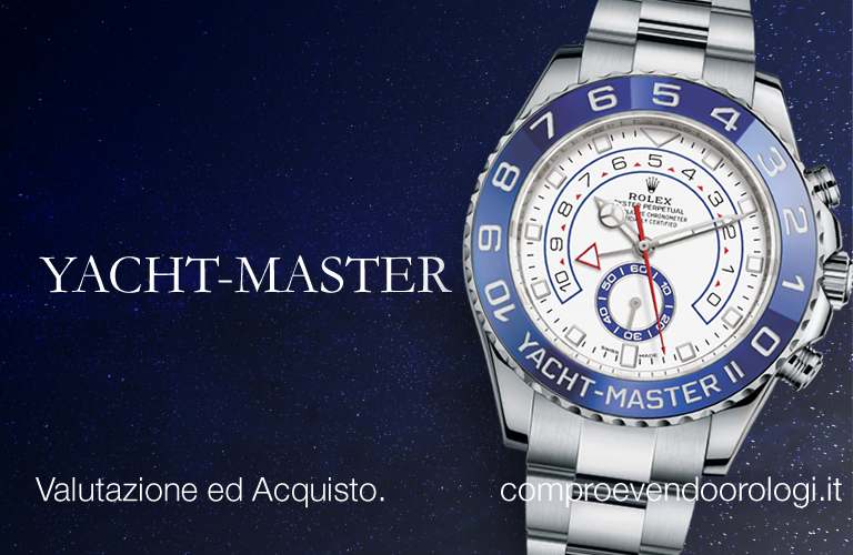 Quintosole Milano - Rolex YACHT-MASTER a Quintosole Milano